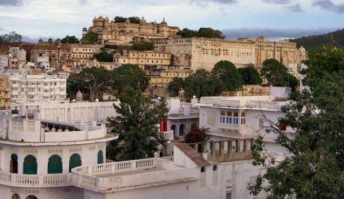 City Palace Complex Udaipur