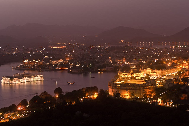 Lake Pichola and Lake Fateh Sagar.jpg