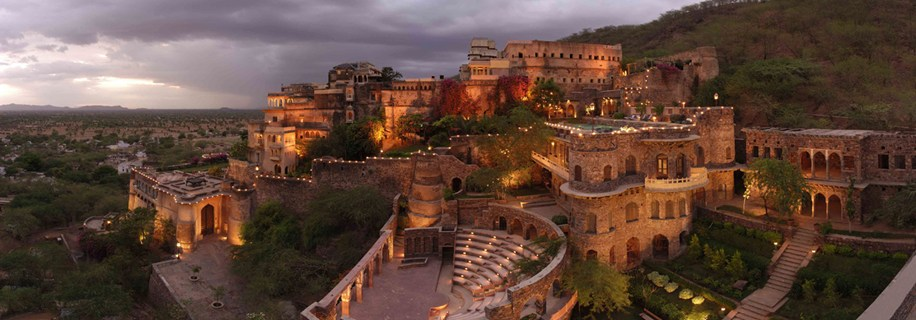 Neemrana Fort in Neemrana