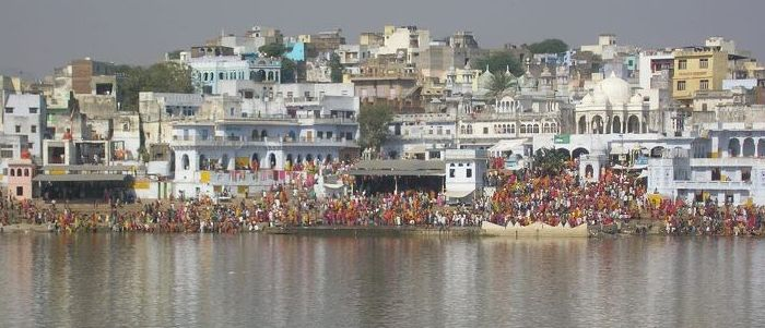 Pushkar Lake Rajasthan