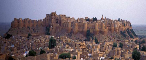 Jaisalmer Fort in Jaisalmer