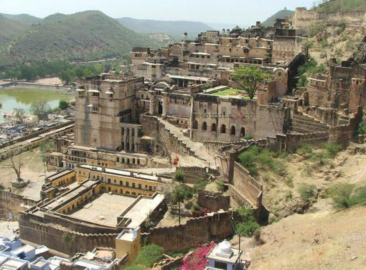 Taragarh Fort in Bundi
