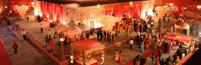 Royal Wedding At City Palace Jaipur